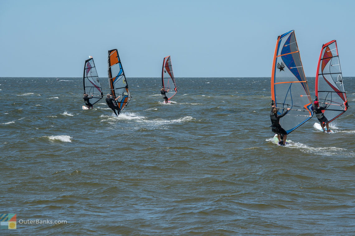Windsurfing the Outer Banks - OuterBanks com