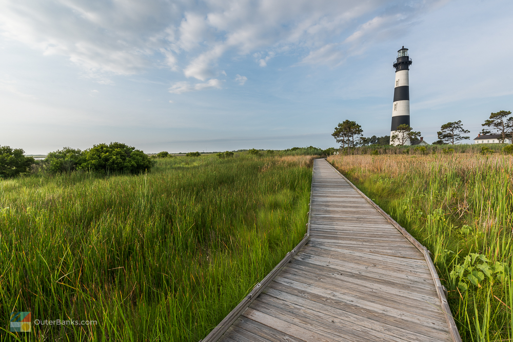 Morning at Bodie Island Lighthouse