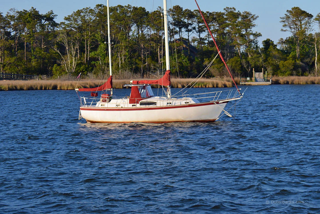 Sailing the Outer Banks - OuterBanks.com
