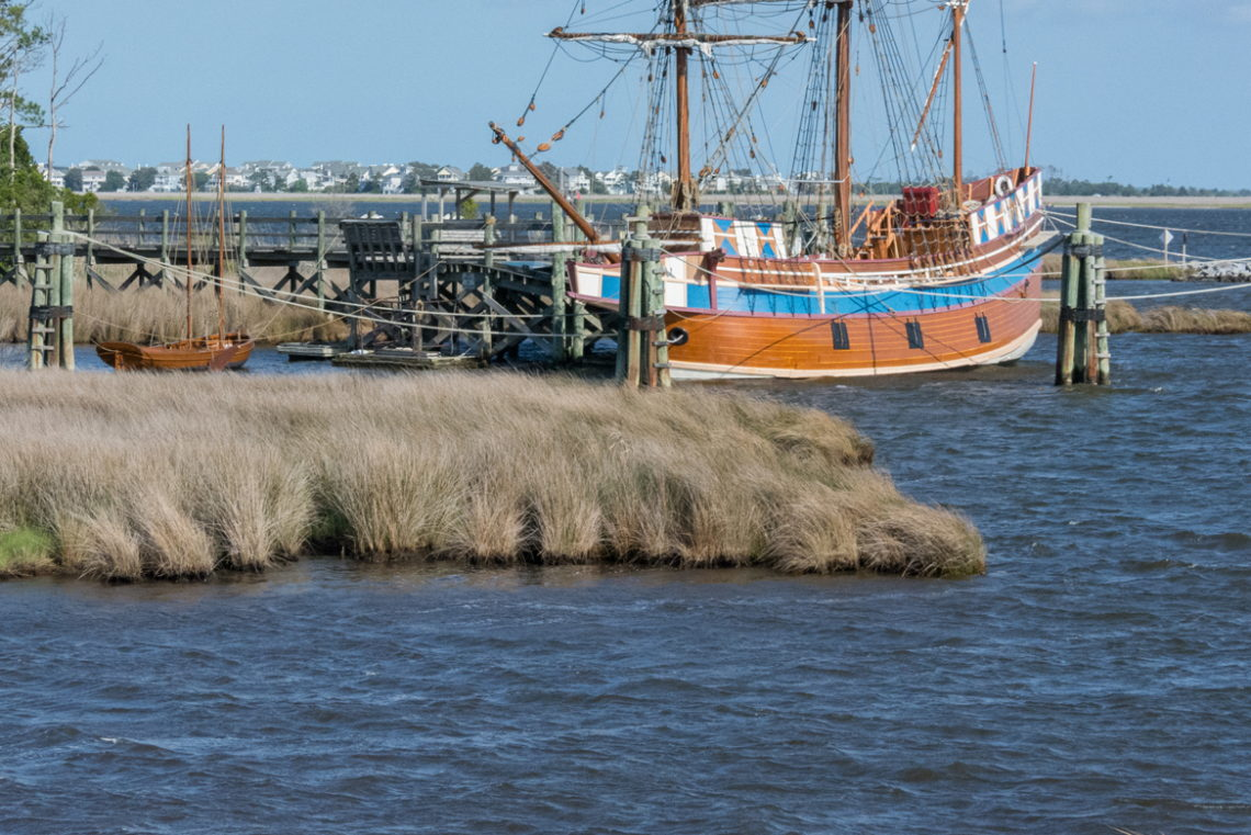 Roanoke Island - OuterBanks.com