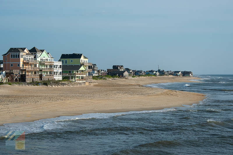 Rodanthe NC oceanfront homes