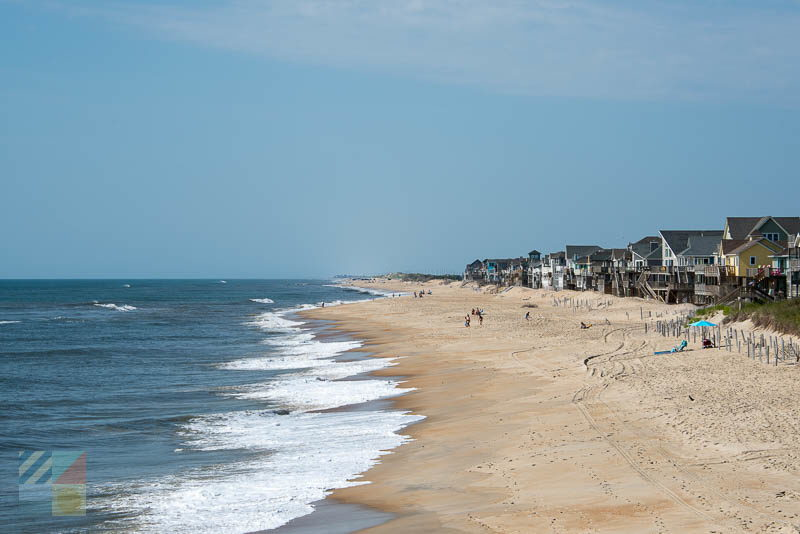 The beachnear Salvo NC