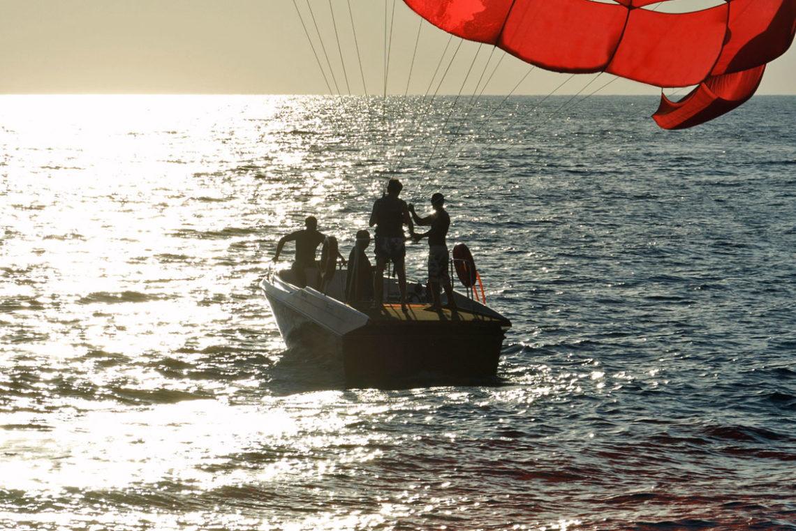 Parasailing - OuterBanks.com