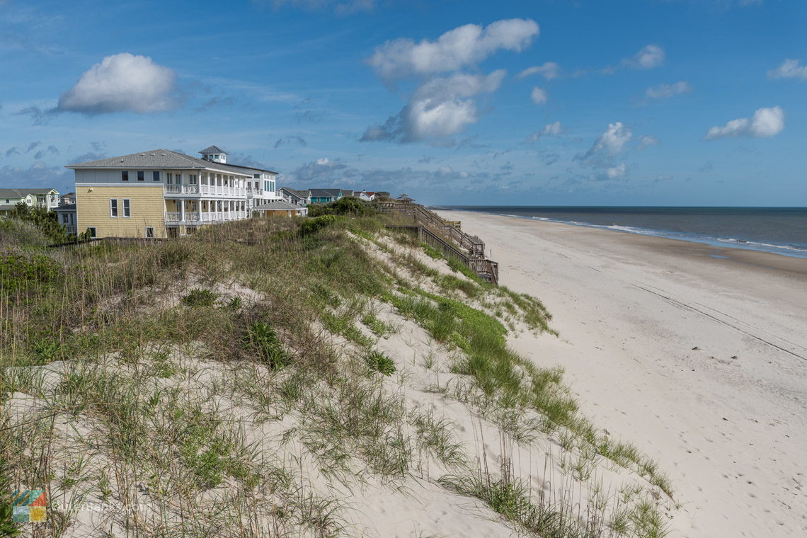 Outer Banks Hotels >> Outer Banks Map - OuterBanks.com