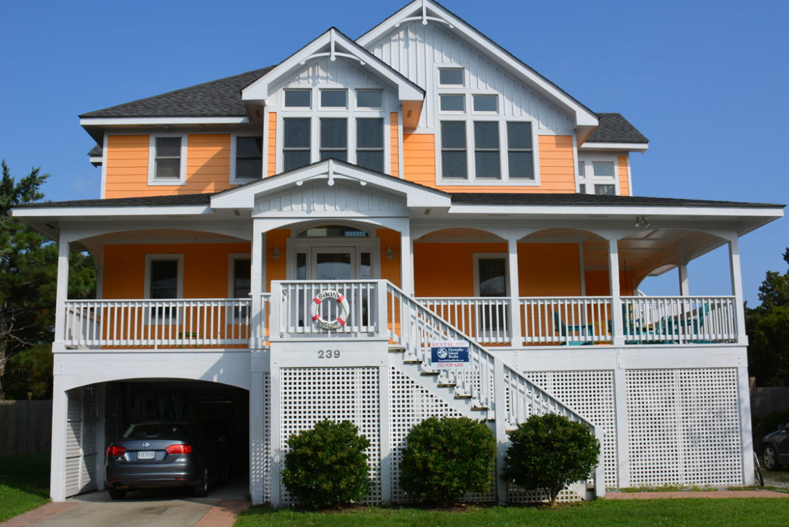 ocracoke vacation rentals