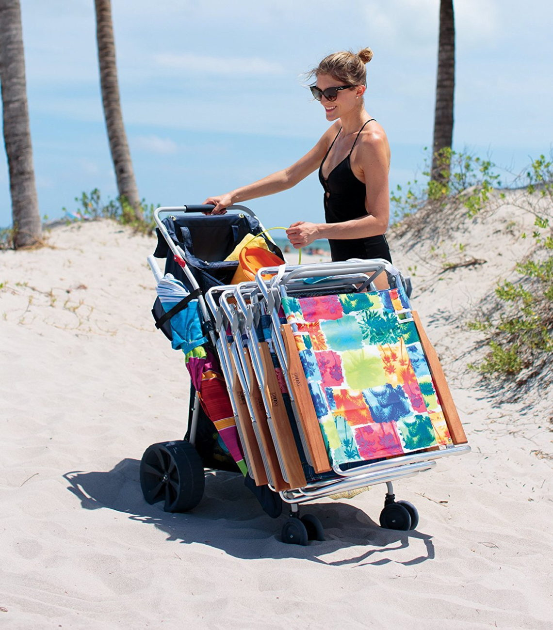 Best Beach Carts Outerbanks