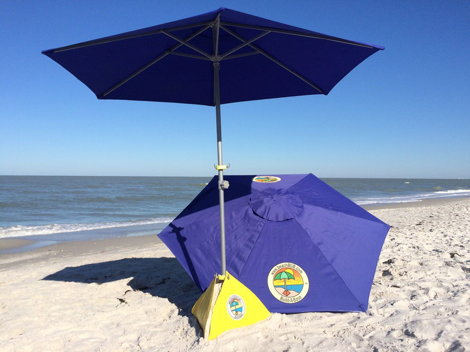Beachbub Umbrella System