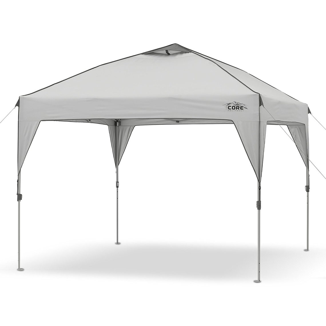 Core 10x10 Instant Shelter Popup Canopy  sc 1 st  Outer Banks & Best Beach Umbrellas u0026 Canopies - OuterBanks.com