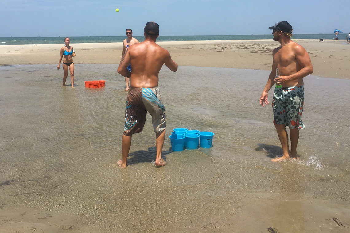 Best Beach Games for Summer 2021