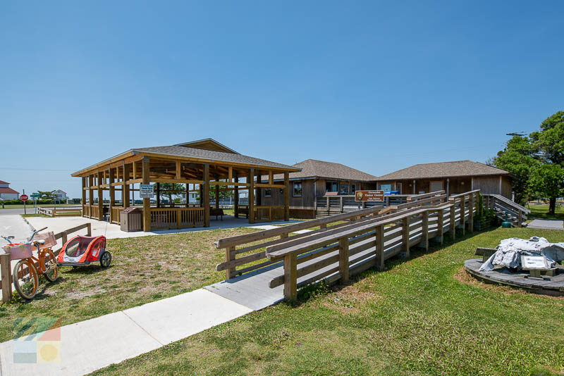 Ocracoke Island visitor center