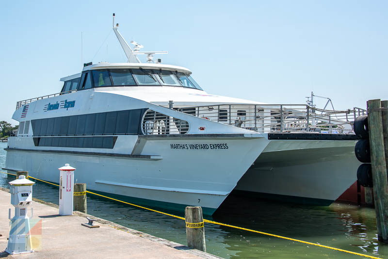 The Hatteras Ocracoke passegner ferry