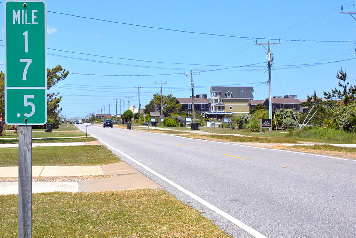 Outer Banks Milepost System - OuterBanks.com