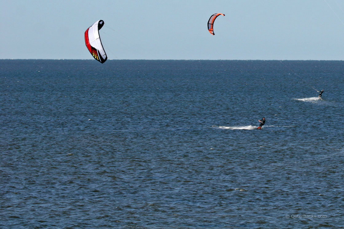 Kiteboarding - OuterBanks.com